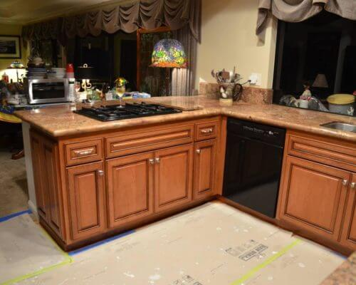 Kitchen Cabinet 2